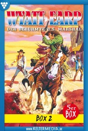Wyatt Earp 5er Box 2 – Western - E-Book 6-10