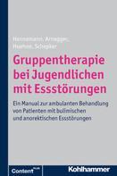 Katja Hannemann: Gruppentherapie bei Jugendlichen mit Essstörungen