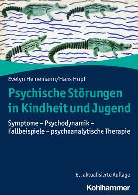 Psychische Störungen in Kindheit und Jugend