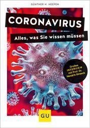 Coronavirus - Alles, was Sie wissen müssen