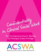 Robert Booth: Confidentiality In Clinical Social Work