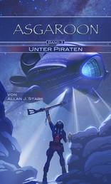 ASGAROON (3) - Unter Piraten - Science Fiction