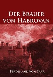 Der Brauer von Habrovan - historischer Roman / Krimi