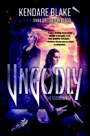 Kendare Blake: Ungodly