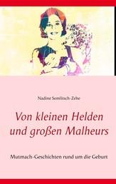 Von kleinen Helden und großen Malheurs - Mutmach-Geschichten rund um die Geburt