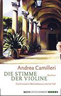 Andrea Camilleri: Die Stimme der Violine ★★★★