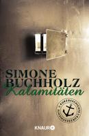 Simone Buchholz: Kalamitäten ★★★★