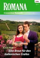 Kate Hewitt: Eine Braut für den italienischen Grafen ★★★★