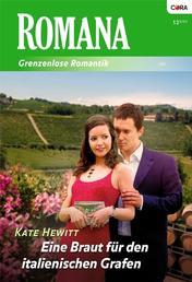 Eine Braut für den italienischen Grafen