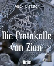 Die Protokolle von Zion - Complete Edition
