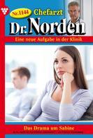 Patricia Vandenberg: Chefarzt Dr. Norden 1144 – Arztroman
