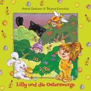 Lilly und die Osterzwerge - Bilderbuch in Deutsch