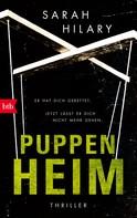 Sarah Hilary: Puppenheim ★★★