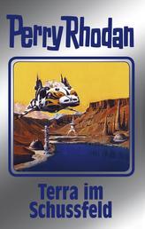 """Perry Rhodan 123: Terra im Schussfeld (Silberband) - 5. Band des Zyklus """"Die Kosmische Hanse"""""""