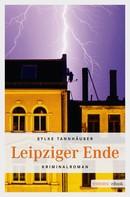 Sylke Tannhäuser: Leipziger Ende ★★★★