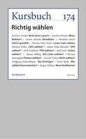Armin Nassehi: Kursbuch 174 ★★★★