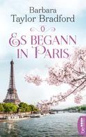 Barbara Taylor Bradford: Es begann in Paris ★★★★
