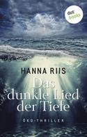 Hanna Riis: Das dunkle Lied der Tiefe ★★★★