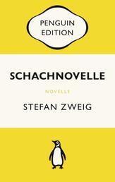 Schachnovelle - Penguin Edition (Deutsche Ausgabe)