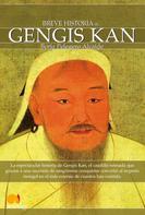 Borja Pelegero Alcaide: Breve historia de Gengis Kan y el pueblo mongol