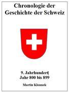 Martin Klonnek: Chronologie Schweiz 9