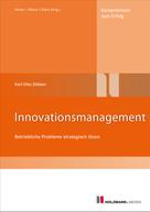 Karl-Otto Döbber: Innovationsmanagement