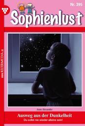 Sophienlust 395 – Familienroman - Ausweg aus der Dunkelheit