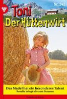 Friederike von Buchner: Toni der Hüttenwirt 242 – Heimatroman