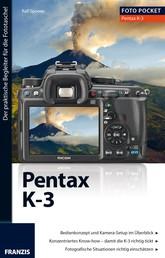 Foto Pocket Pentax K-3 - Der praktische Begleiter für die Fototasche!