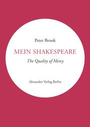 Mein Shakespeare - The Quality of Mercy