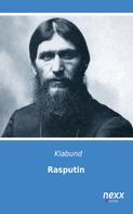 Klabund: Rasputin ★★★