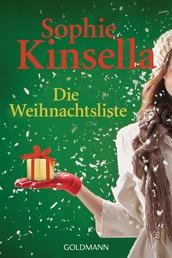 Die Weihnachtsliste - E-Book Only Weihnachtskurzgeschichte