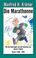 Manfred H. Krämer: Die Marathonne ★★