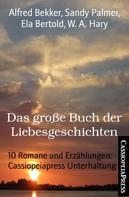 Alfred Bekker: Das große Buch der Liebesgeschichten ★★★