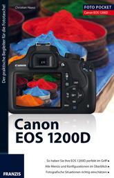 Foto Pocket Canon EOS 1200D - Der praktische Begleiter für die Fototasche!
