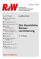 Horst Marburger: Die Gesetzliche Rentenversicherung