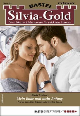 Silvia-Gold 95 - Liebesroman