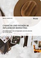 Niklas Jungeilges: Chancen und Risiken im Influencer Marketing. Zusammenarbeit von Unternehmen und Influencern auf Social Media