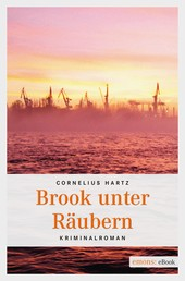 Brook unter Räubern - Kriminalroman