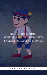 50 Classic Stories Which Were Turned Into Famous Animated Movies (Book Center) - Alice In Wonderland, Oliver Twist, Cinderella, Peter Pan, Robinson Crusoe