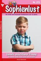 Anne Alexander: Sophienlust 275 – Familienroman ★★★★★