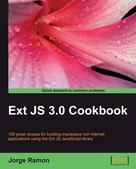 Jorge Ramon: Ext JS 3.0 Cookbook