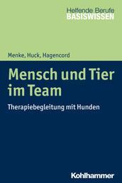 Mensch und Tier im Team - Therapiebegleitung mit Hunden