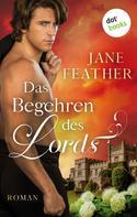 Jane Feather: Das Begehren des Lords: Das Erbe von Blackwood - Band 2 ★★★★