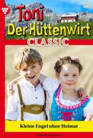 Friederike von Buchner: Toni der Hüttenwirt Classic 25 – Heimatroman