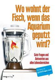 Wo wohnt der Fisch, wenn das Aquarium geputzt wird? - Gute Fragen und Antworten aus allen Lebensbereichen