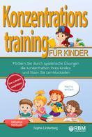Sophie Lindenberg: Mach´s einfach! Konzentrationstraining für Kinder