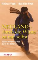 Andrea Vogel: Neuland - durch die Wüste zu mir selbst ★★★★