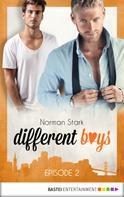 Norman Stark: different boys - Episode 2