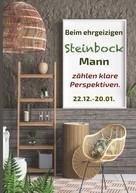 Silvia Kaufer: Beim ehrgeizigen Steinbock Mann zählen klare Perspektiven